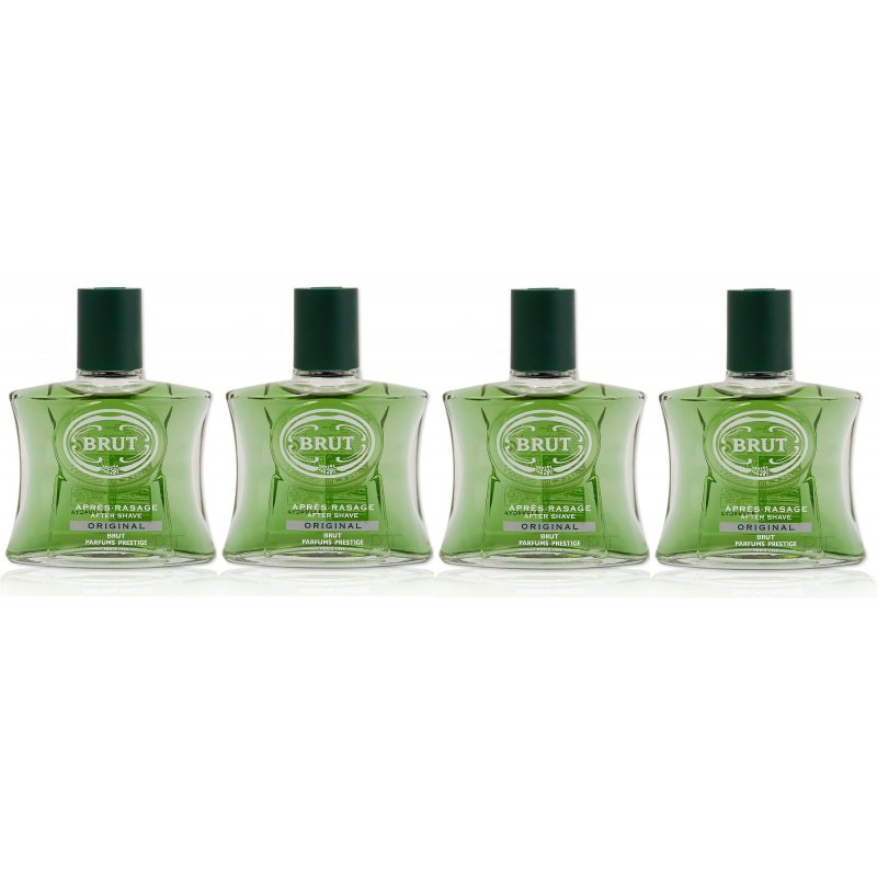 4 x Brut Original After Shave 100 ml