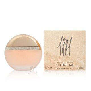 Cerruti 1881 Damen Eau De Toilette 100 ml